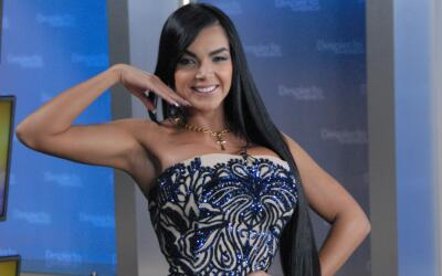 Aleira Avendaño, la barbie latinoamericana