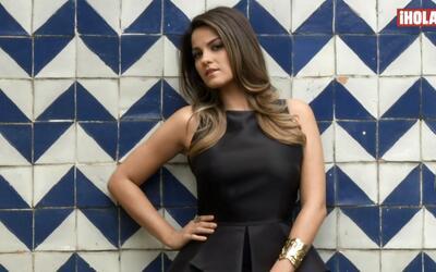 Maite Perroni habla con orgullo de sus raíces mexicanas