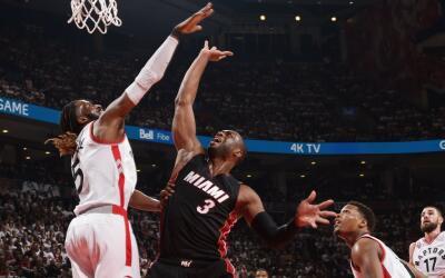 Wade y Dragic fueron las bujías del Heat