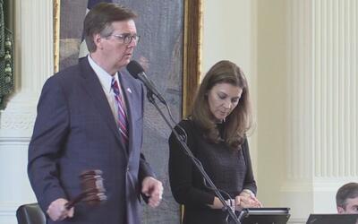 El senado de Texas dio su voto final a favor de la propuesta de ley cont...