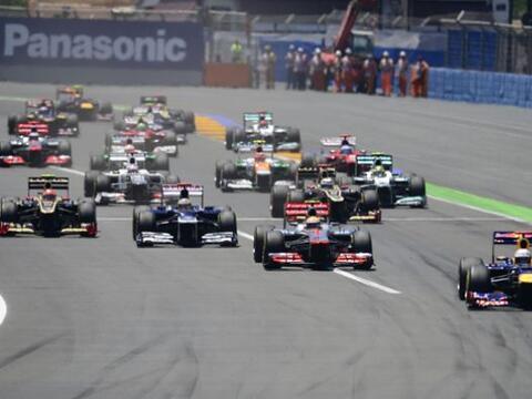 La novena competencia de la Temporada 2012 de la Fórmula 1 arranc...
