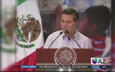 Presidente de México visita Guerrero