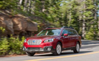 En la imagen Subaru Outback 2016. La compañía no ha recibi...