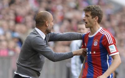 Guardiola y Müller