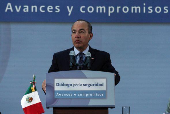 Desde que Felipe Calderón llegó a la Presidencia en diciembre de 2006 y...