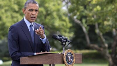 Obama anuncia sanciones de EE UU y Europa contra Rusia