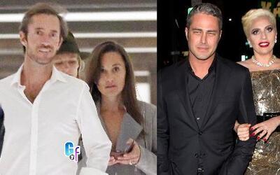 GYF digital: Pippa Middleton se comprometió y Lady Gaga ya es una mujer...