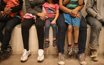 Niños de la frontera