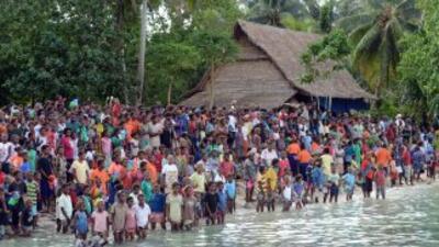 Dos potentes terremotos han sacudido las islas Salomón en menos de 24 ho...