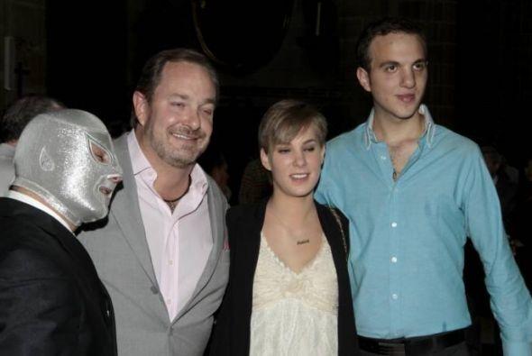 Familiares y amigos dieron el último adiós al nieto de 'Cantinflas', Mar...
