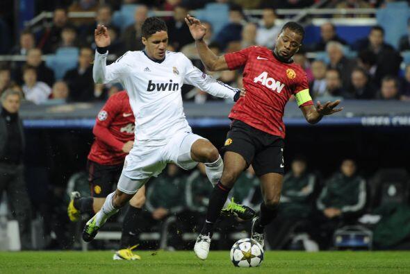 Ya eran constantes las oportunidades en ofensiva que el Madrid desperdic...