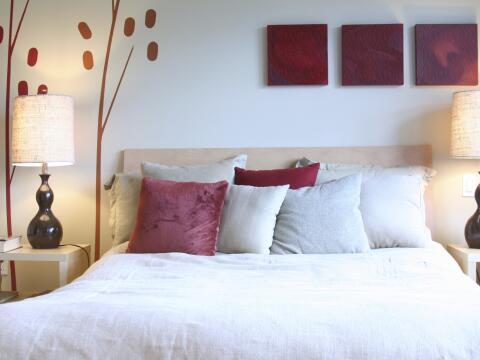 Ideas para hacer tu dormitorio más acogedor