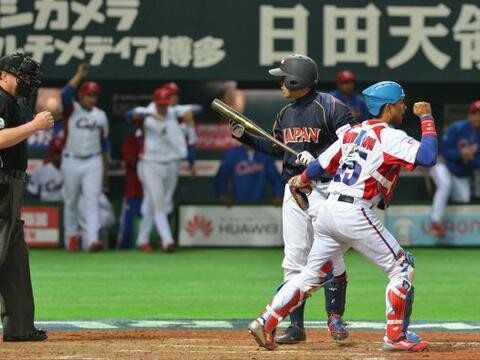Cuba venció 6x3 en Fukuoka al local Japón y finaliz&oacute...