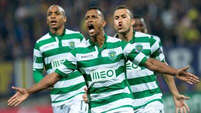 El extremo portugués juega ahora con el Sporting de Lisboa.
