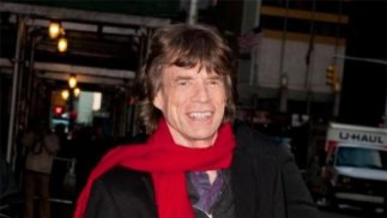 El cantante Mick Jagger pasará su primera Navidad tras el suicidio el pa...
