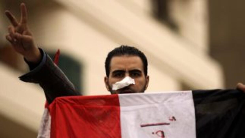 La revuelta de Egipto cumplió 11 días al tiempo que aumentan las presion...