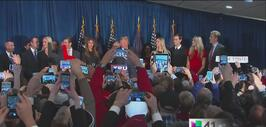 Sanders y Trump se hacen de New Hampshire