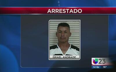 Arrestan a presunto violador de menores