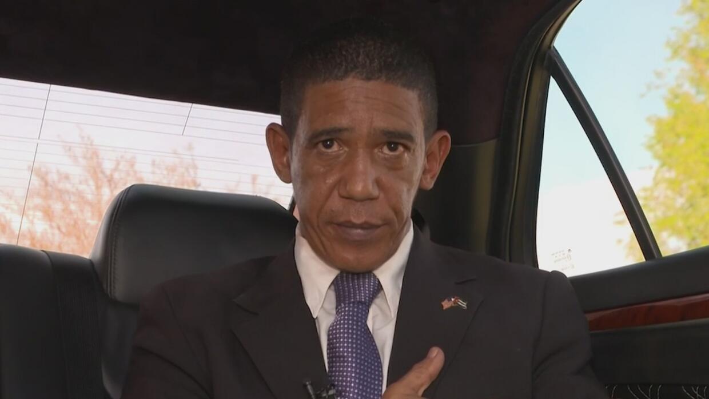 """El Barack Obama hispano también se despide: """"Ha sido como una experienci..."""