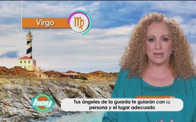 Mizada Virgo 24 de octubre de 2016