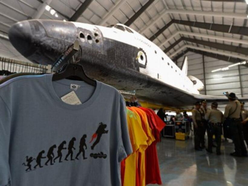 """""""Hoy marca el principio de la nueva misión de Endeavour que es inspirar..."""