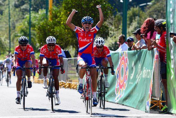 Cuba dominó el ciclismo de ruta con las isleñas Marlies Me...
