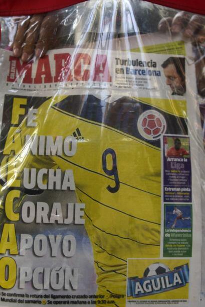 """El mundo del futbol quedó en shock por la noticia de que el """"Tigre"""" prác..."""