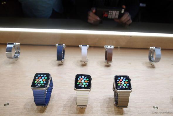 El Apple Watch tendrá tres versiones: Watch, Watch Sport y Watch Edition.