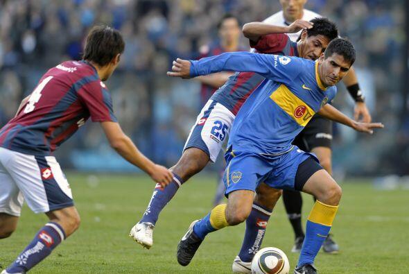 Boca está jugando sin Juan Román Riquelme que aun tiene do...