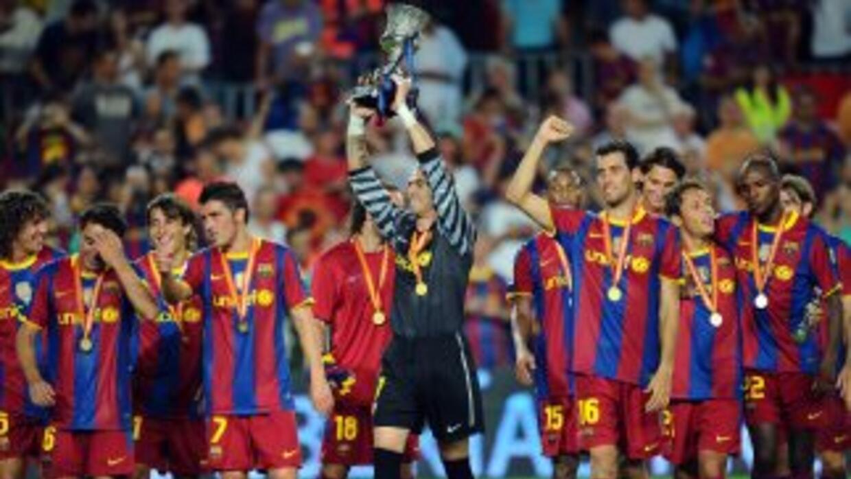 El Barcelona encabeza la lista de títulos y subtítulos de la Supercopa e...