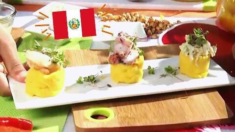 """Celebremos la Independencia de Perú con una típica """"Causa Peruana"""""""
