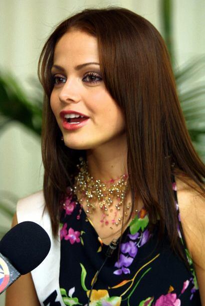 Marisol González ganó el concurso Miss México en el 2003. Nació en Coahu...