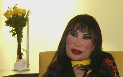 La vedette Lyn May cuenta los candentes detalles de su supuesta relación...