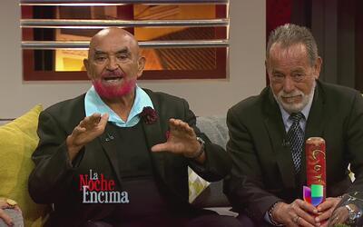 Barrabás y Chiqui Star celebran 50 años en la lucha libre