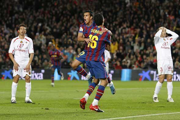 Pero Pedro devolvió la ventaja al Barcelona. Los culés nec...