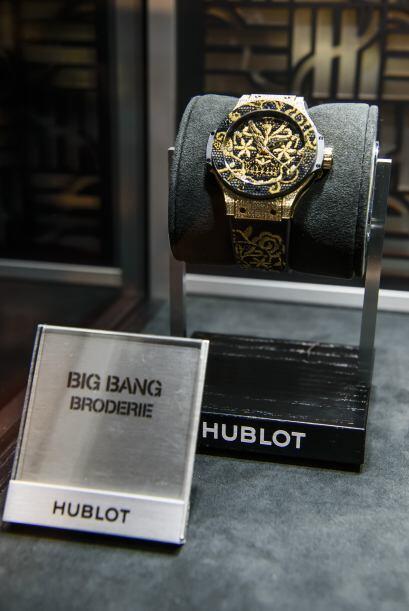 Los relojes de la colección en la que Bar Rafaeli es la imagen fueron pr...