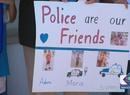 Comunidad de Schertz respalda a policías