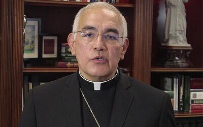 Monseñor Joe S. Vásquez, Obispo de la Diócesis de A...