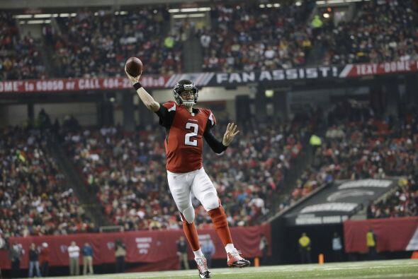 1. Matt Ryan,  quarterback Atlanta Falcons (AP-NFL).