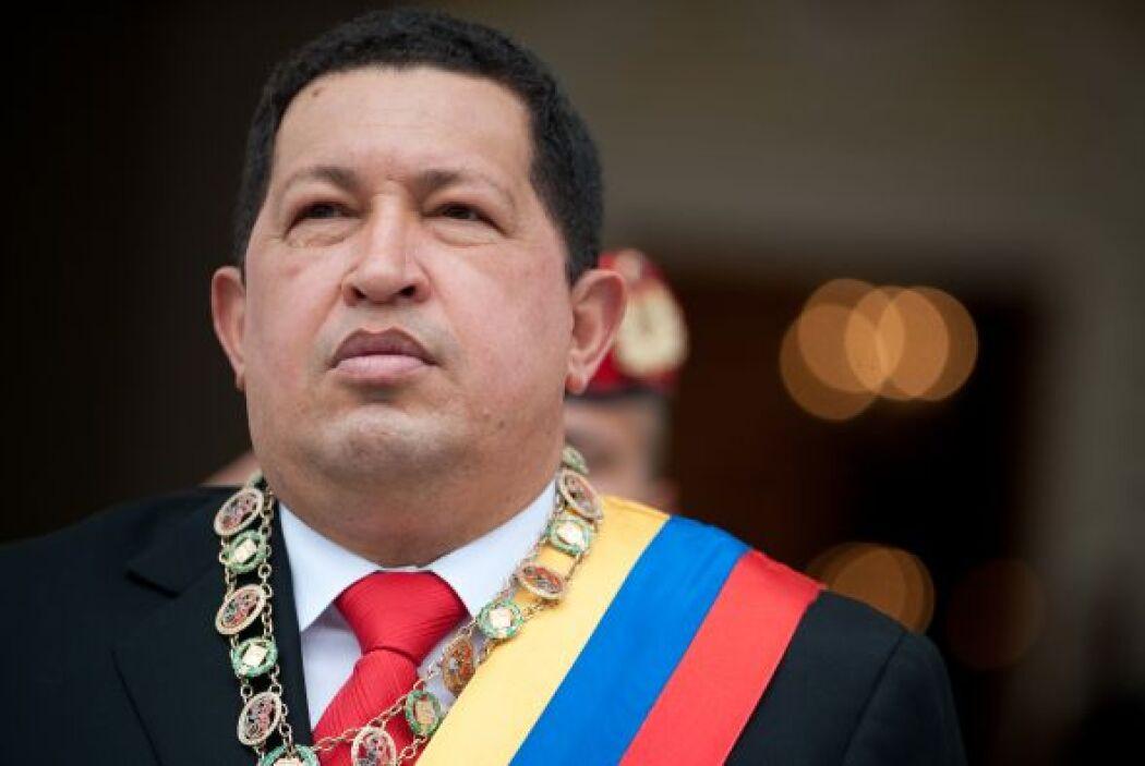 Chávez fue electo por primera vez en diciembre de 1998. Luego del proces...