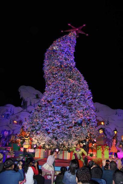 Inolvidable y emocionante.  La temporada de navidad en Universal Hollywo...
