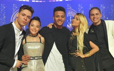 Mix Five, el grupo que ganó la segunda edición de 'La Banda', ya prepara...
