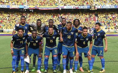 Los rostros de  Ecuador en la Copa América Centenario