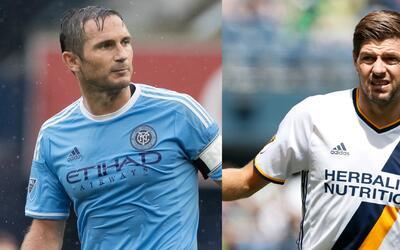 Una conversación con Frank Lampard y Steven Gerrard