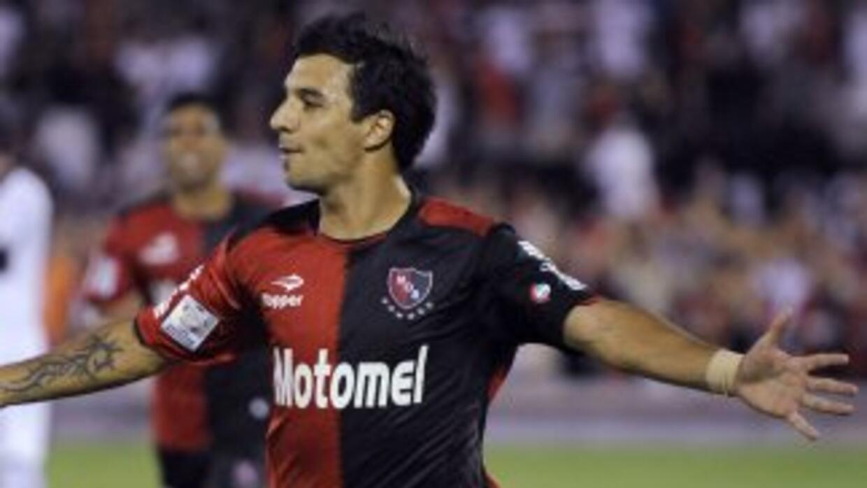 Ignacio Scotto de Newell´s Old Boys fue nuevamente pìeza fundamental en...