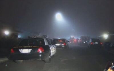 'Área de la Bahía en un Minuto': un sospechoso murió en medio de un tiro...