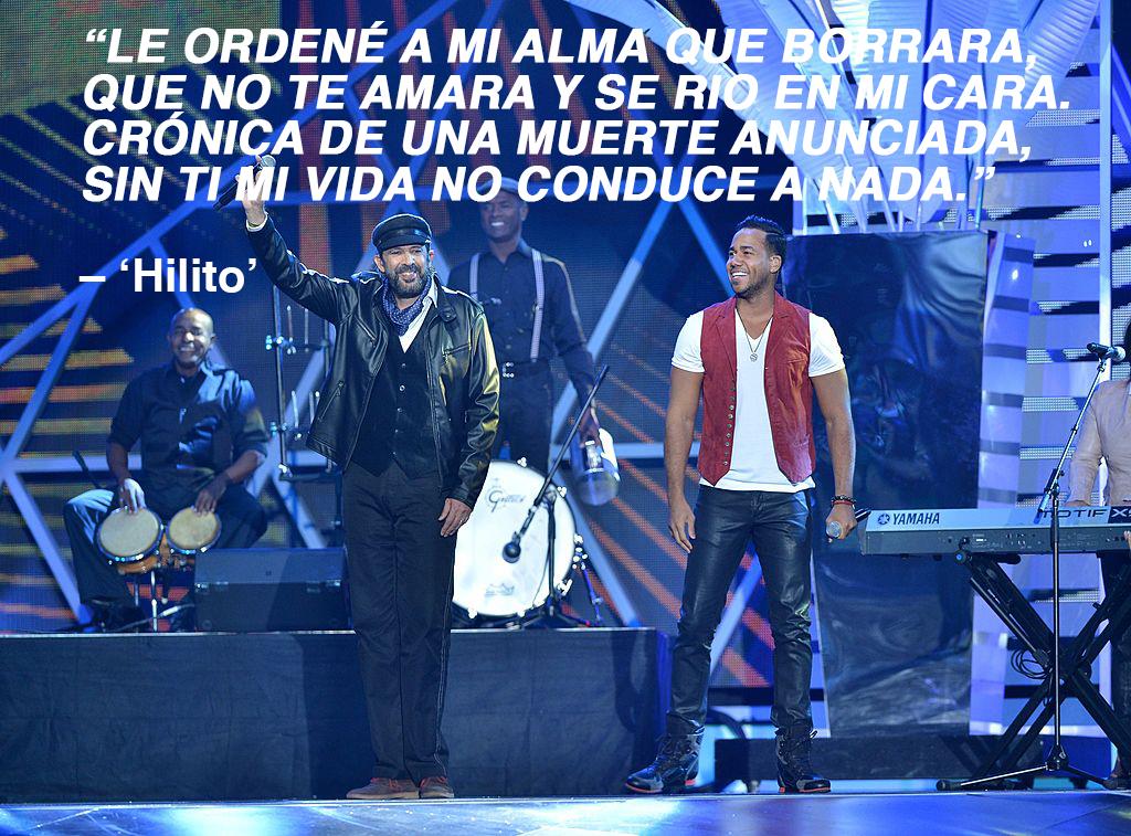 Las mejores frases de Romeo Santos romeo getty 16.png