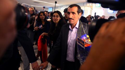 Un inmigrante iraní puede cantar victoria después del veto presidencial...