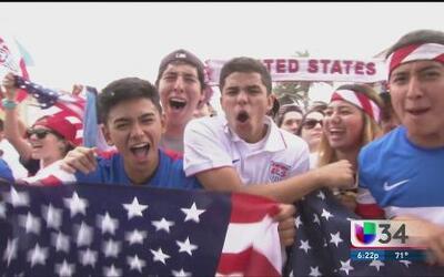 ¡Todos unidos por Team USA!