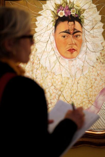 Frida Kahlo Pintora mexicana de fama mundial nacida en 1907. Se la cele...